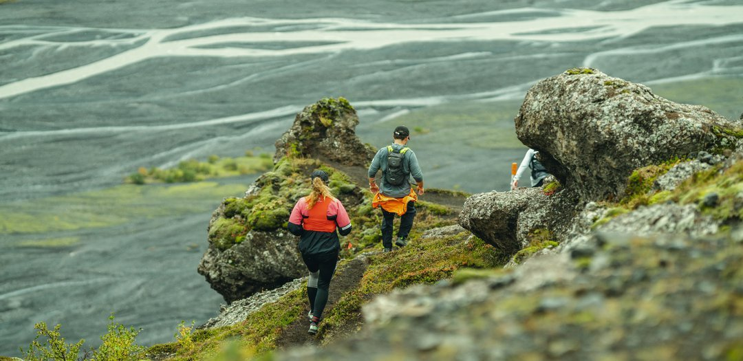 Þórsgata Volcano Trail Run