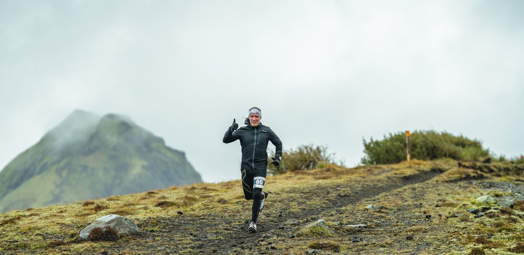 Trail Running Iceland