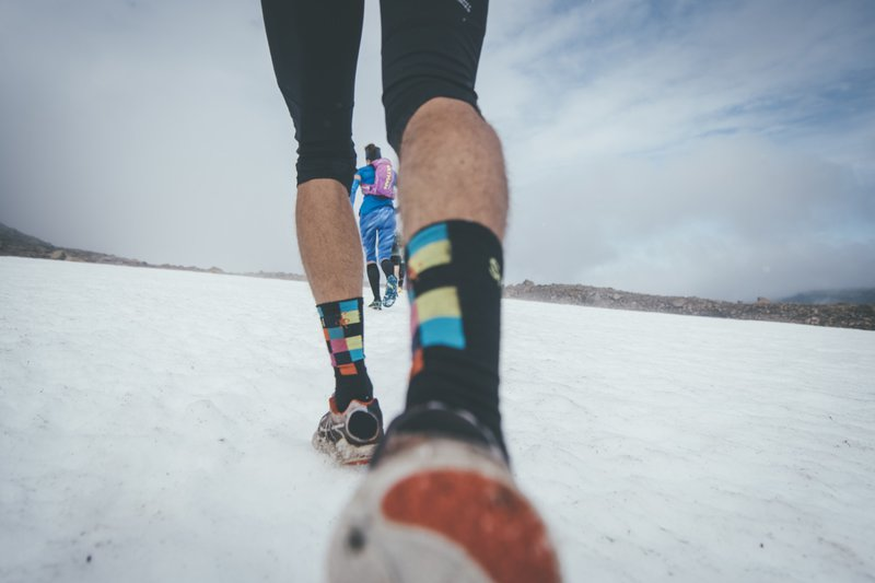 Trail running in Iceland 2