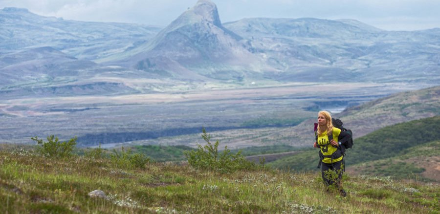 Trail running & Hiking in Iceland 1