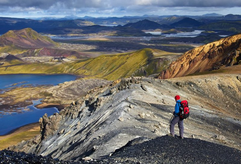 Trail running & Hiking in Iceland 3