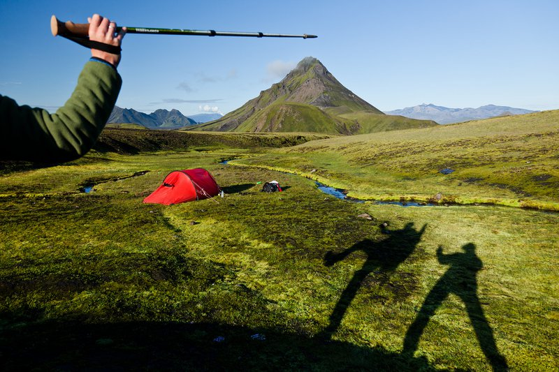 Trail running & Hiking in Iceland 4
