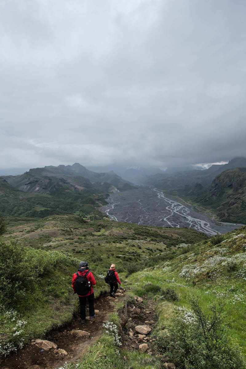 Trail running & Hiking in Iceland 6