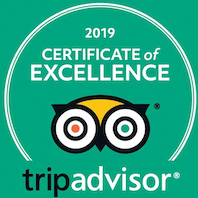 Volcano Trails - Tripadvisor Certificate of Excellence